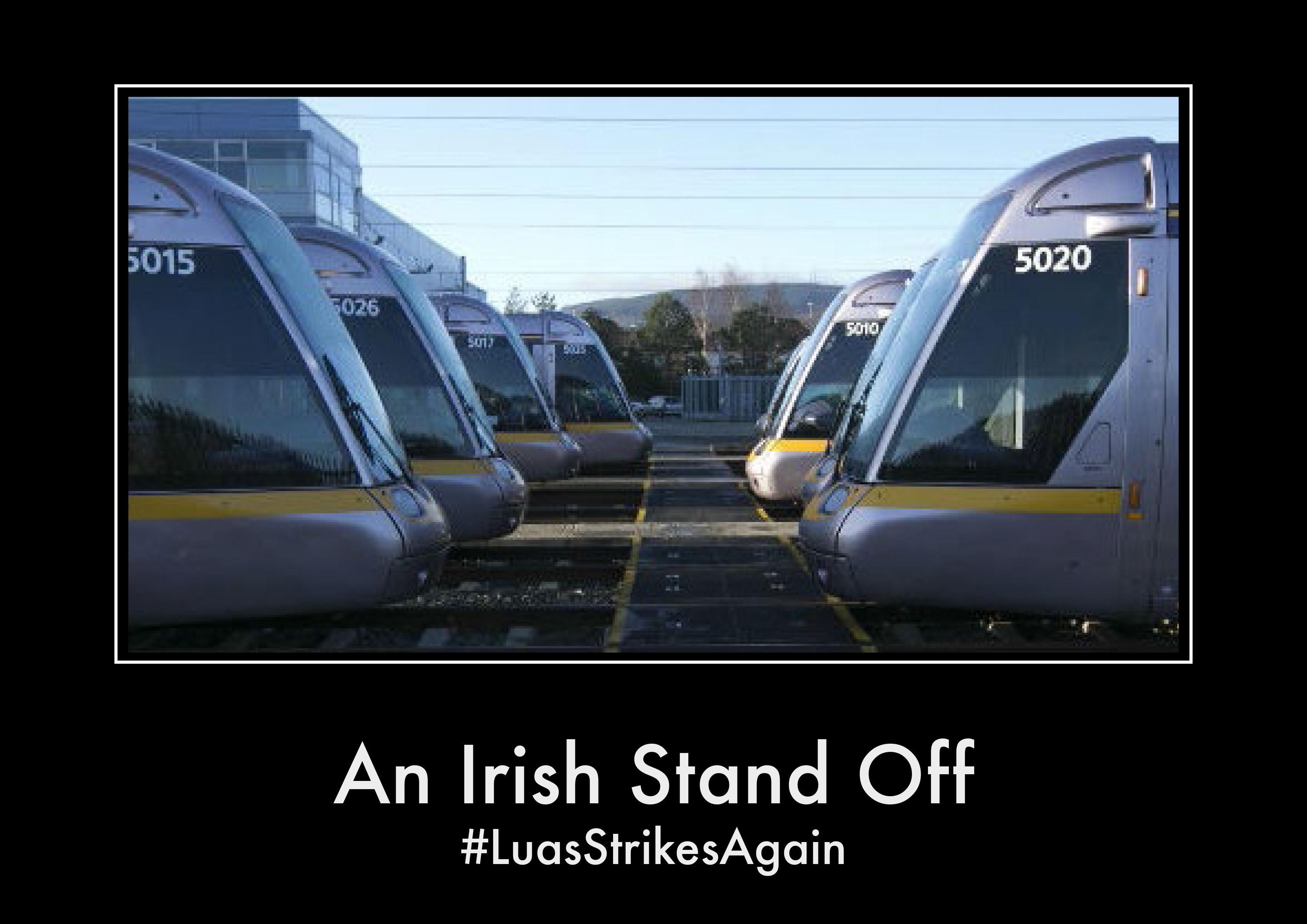 IrishStandOff