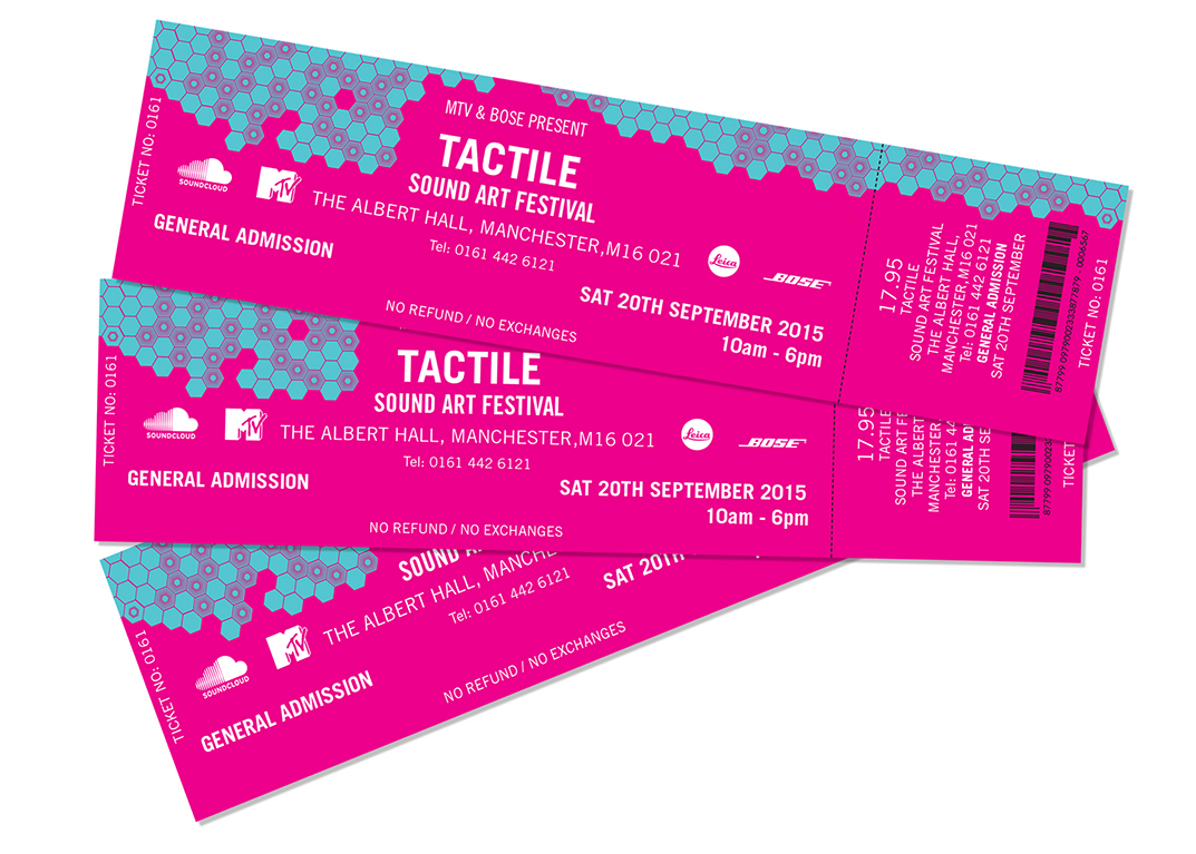 TactileTicket